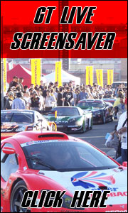 GT Live 2004 screensaver