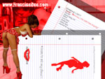 Francine Dee - Shopping list